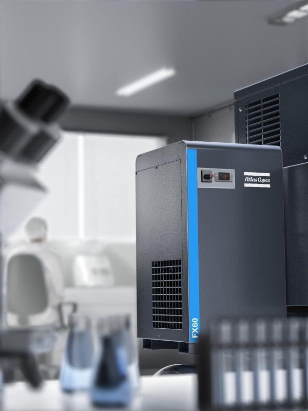 FX compressed air dryer