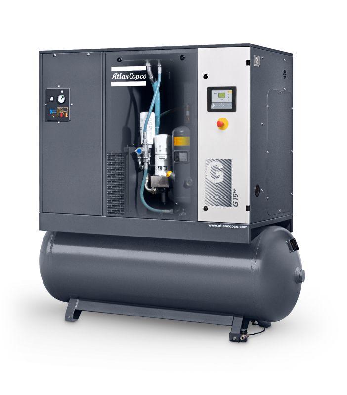 3 Kw Screw Compressor Atlas Copco Australia