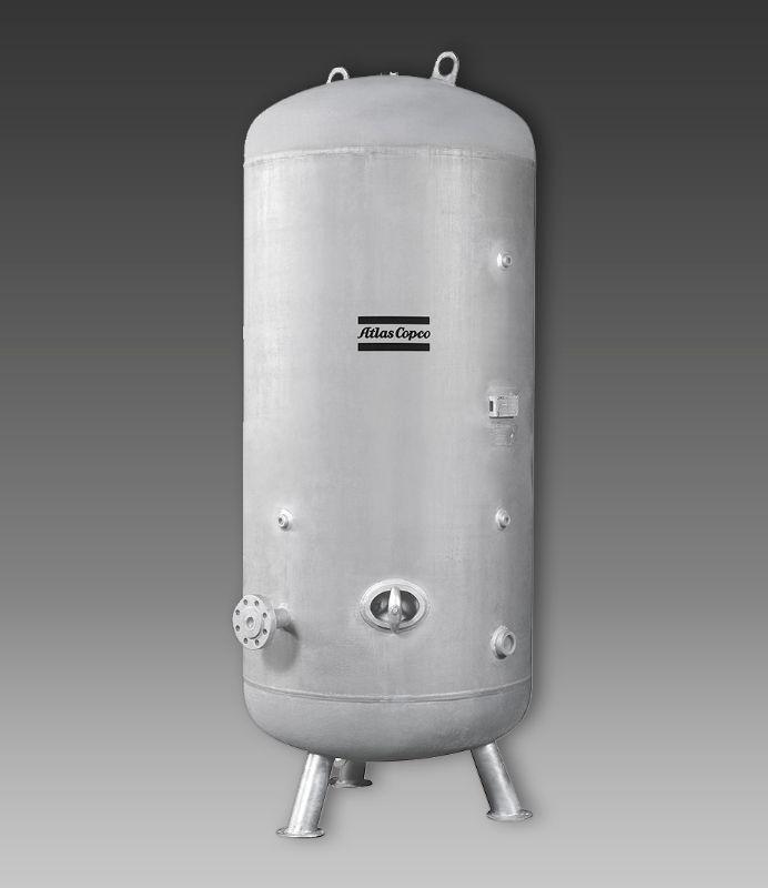 Hta High Pressure Compressed Air Receivers Atlas Copco Lithuania