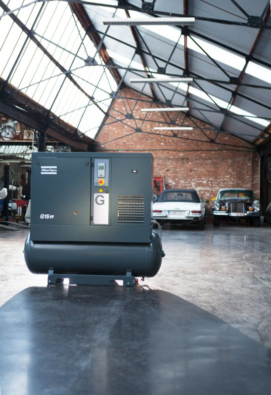 Reliable Air Compressors With High Energy Efficiency Atlas Copco Philippines