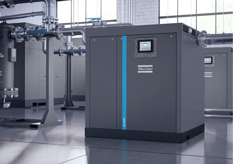 Air dryers - Atlas Copco UK