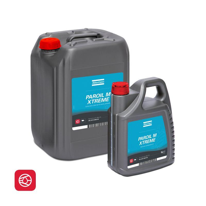 Fluids & Lubricants - Atlas Copco USA
