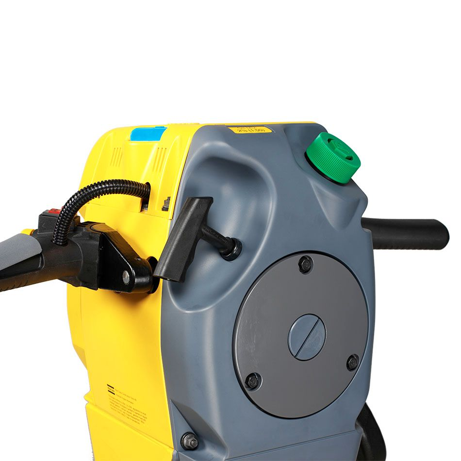 Cobra Combi drill & breaker without the optional guide roller