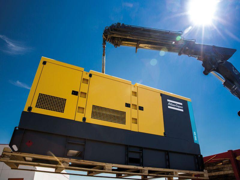 Power generators - Atlas Copco Saudi Arabia