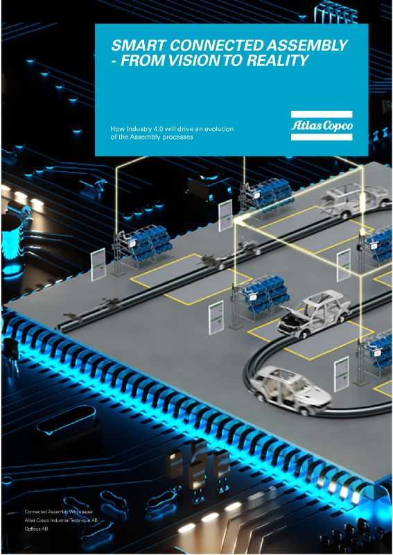 Smart connected assembly white paper - Atlas Copco Ethiopia