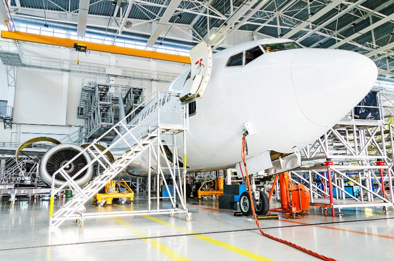 Commercial Aircraft Airframe Materials