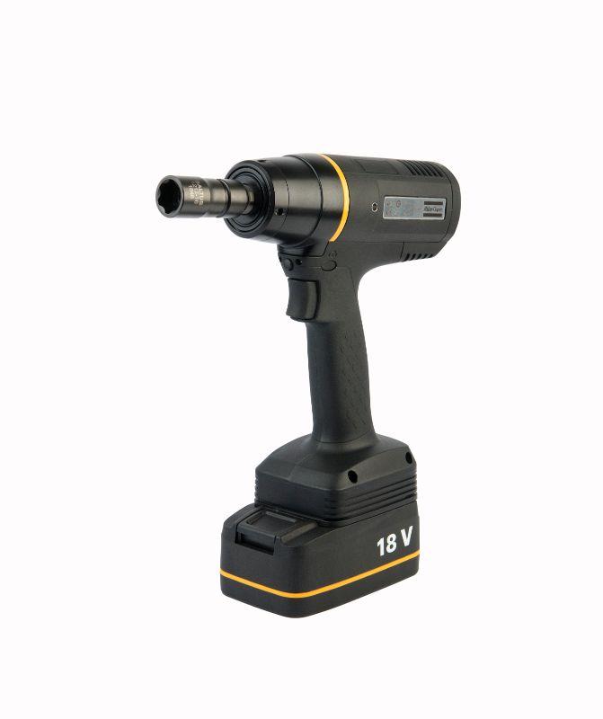 Power Tool Rental >> TBP Cordless Pulse Tool - Atlas Copco UK