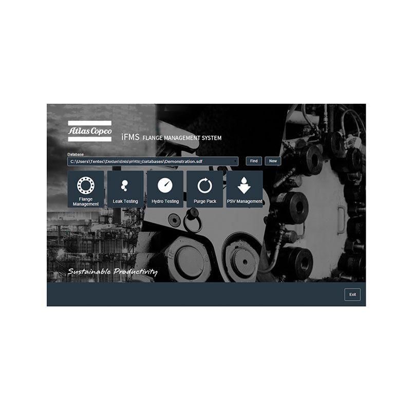 Flange Management System, iFMS Produktbild